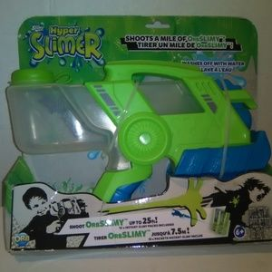 ORB Slimy Hyper Slimer w/2 Colors of Instant Slimy